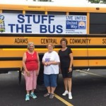 Stuff-the-Bus Volunteers